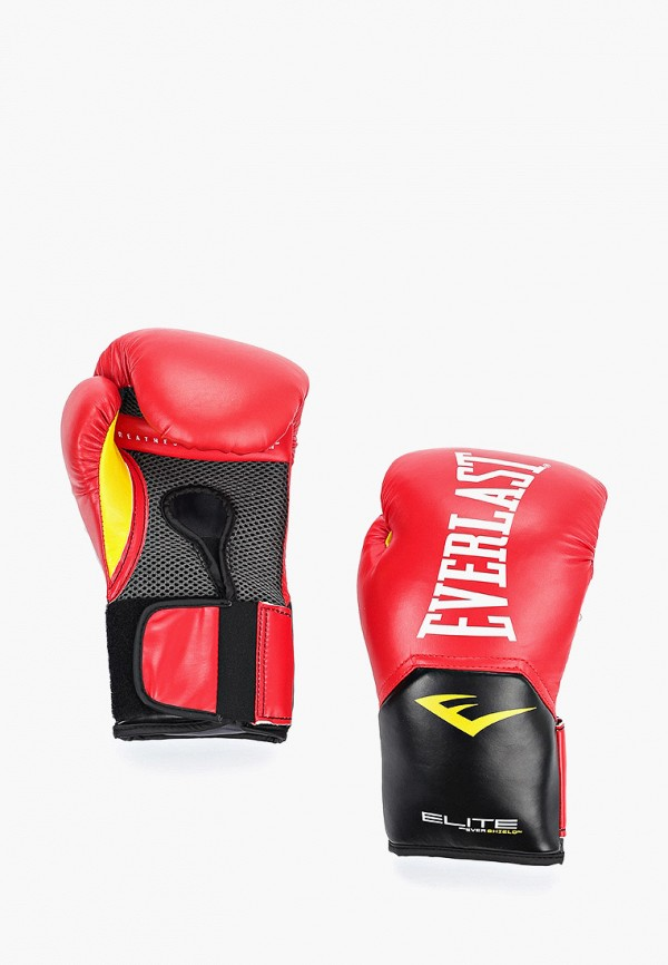 Перчатки боксерские Everlast Everlast EV001DUFMQP1 боксерские перчатки venum challenger 2 0 черный красный вес 16 унций