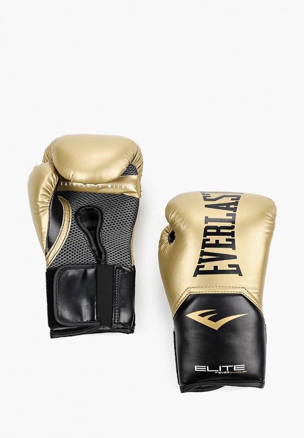 женские перчатки everlast, золотые