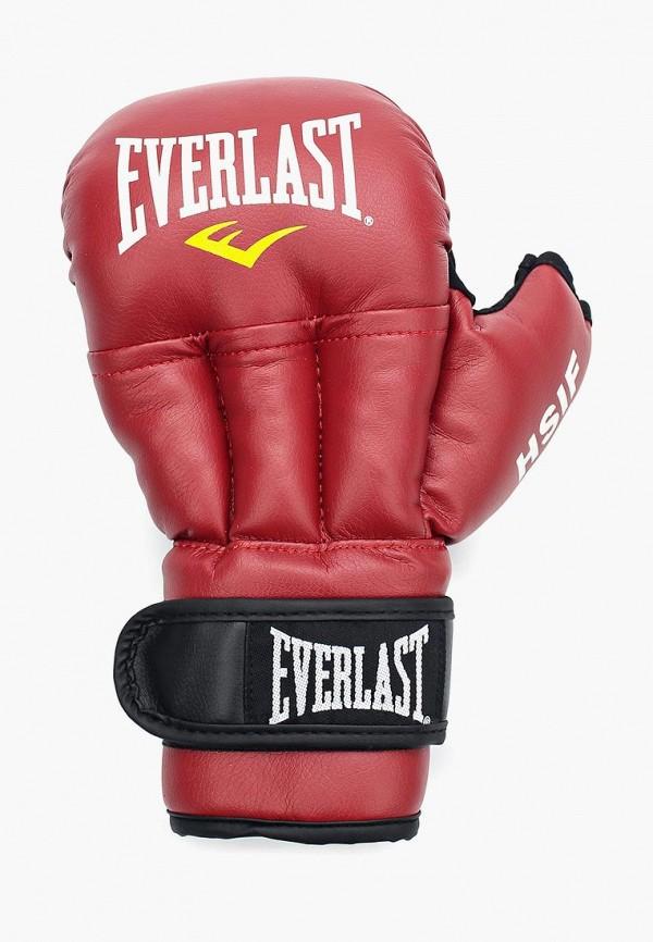 Перчатки для рукопашного боя Everlast Everlast EV001DUWXC29 перчатки тренировочные everlast mma grappling цвет красный размер l xl