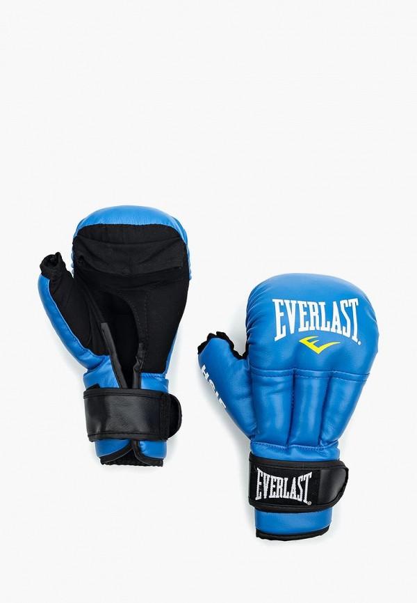Перчатки для рукопашного боя Everlast Everlast EV001DUWXC30 перчатки тренировочные everlast mma grappling цвет синий белый размер l xl