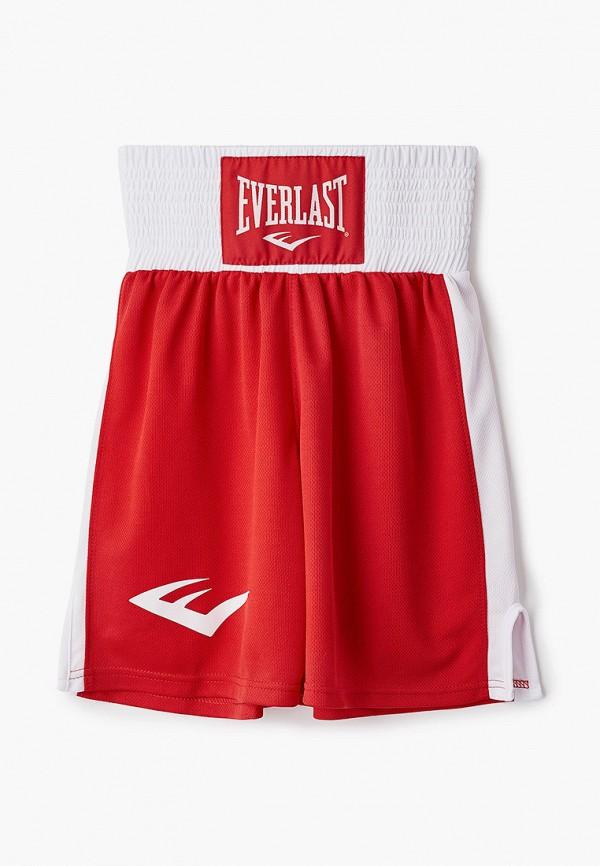спортивные шорты everlast малыши, красные
