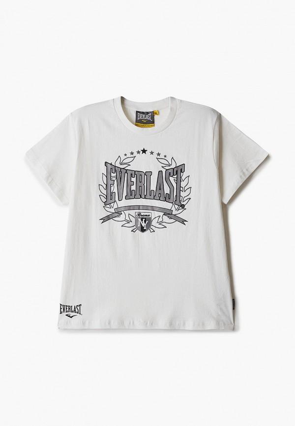 футболка everlast малыши, белая