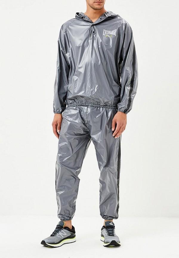 мужской спортивные спортивный костюм everlast, серый