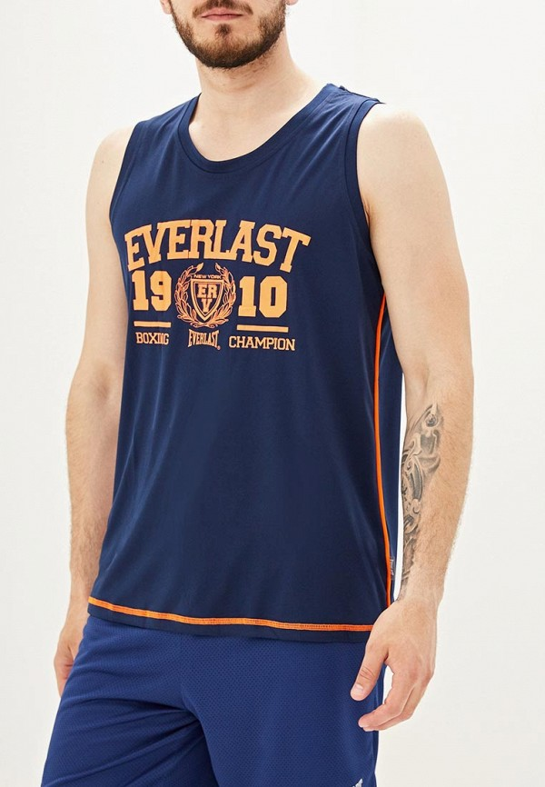 Майка спортивная Everlast Everlast EV001EMFMRQ1 футболка спортивная everlast everlast ev001emfgff6