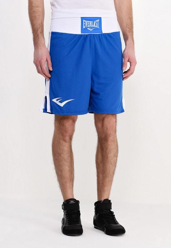 мужские спортивные спортивные шорты everlast, синие