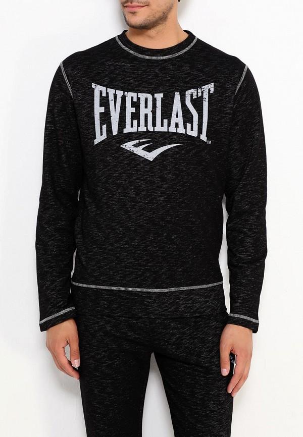 мужской свитшот everlast, черный