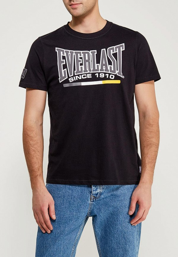 Футболка Everlast Everlast EV001EMZYR63 брюки спортивные everlast everlast ev001embumx3