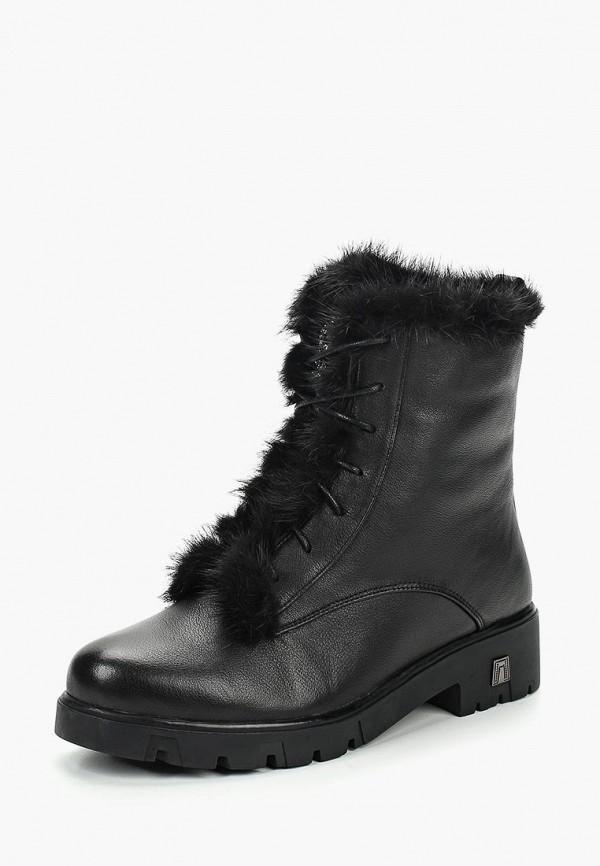 женские ботинки evita, черные