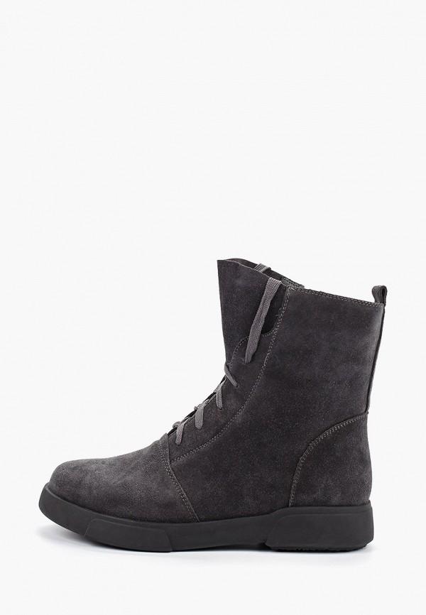женские ботинки evita, серые