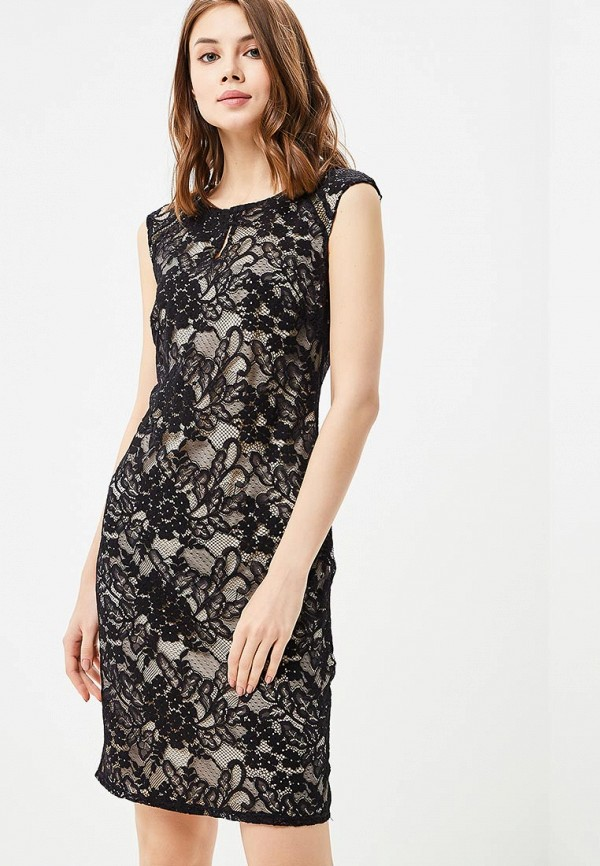 Платье Wallis Wallis EV006EWBLYL1 платье wallis wallis wa007ewzpt32