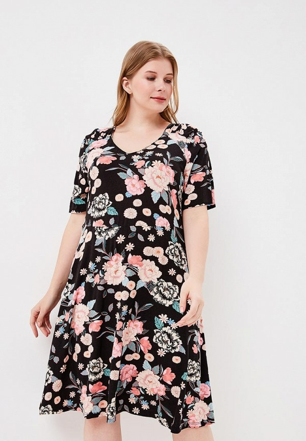 Купить Платье Evans, EV006EWBNMJ1, черный, Весна-лето 2018