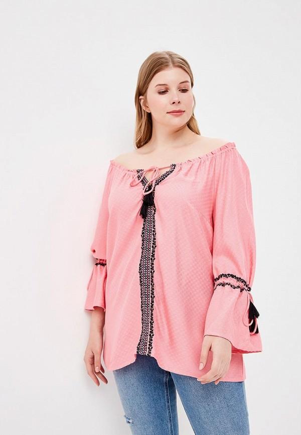 Купить Блуза Evans, EV006EWBNML5, розовый, Весна-лето 2018