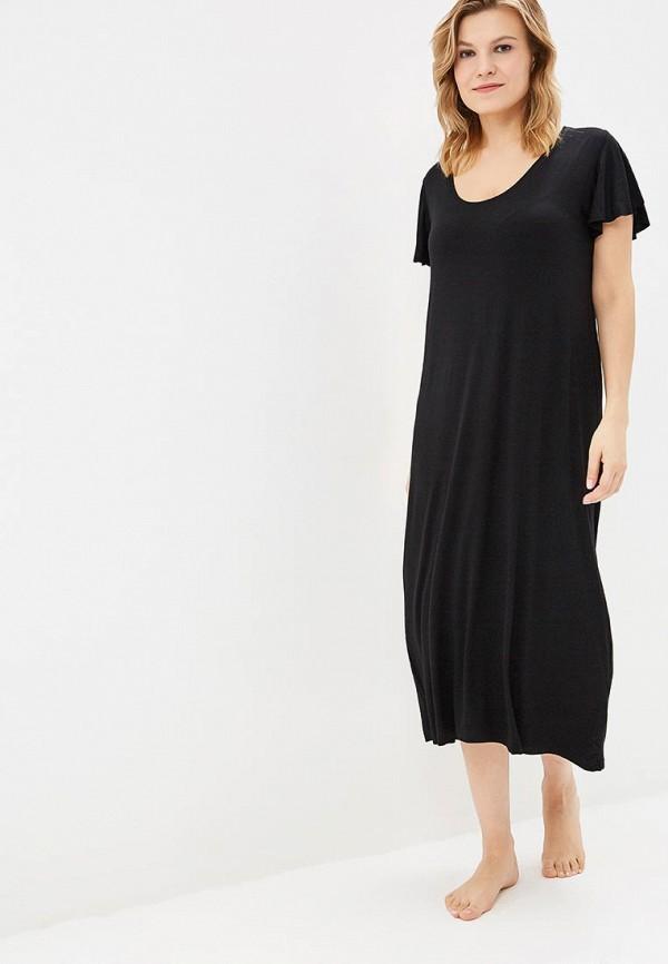 женское платье evans, черное