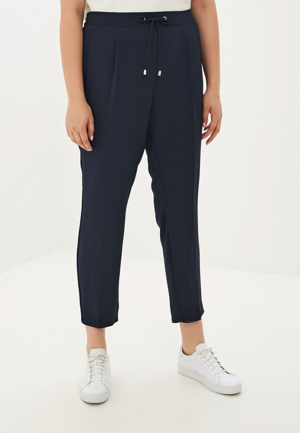 Купить женские брюки Evans синего цвета