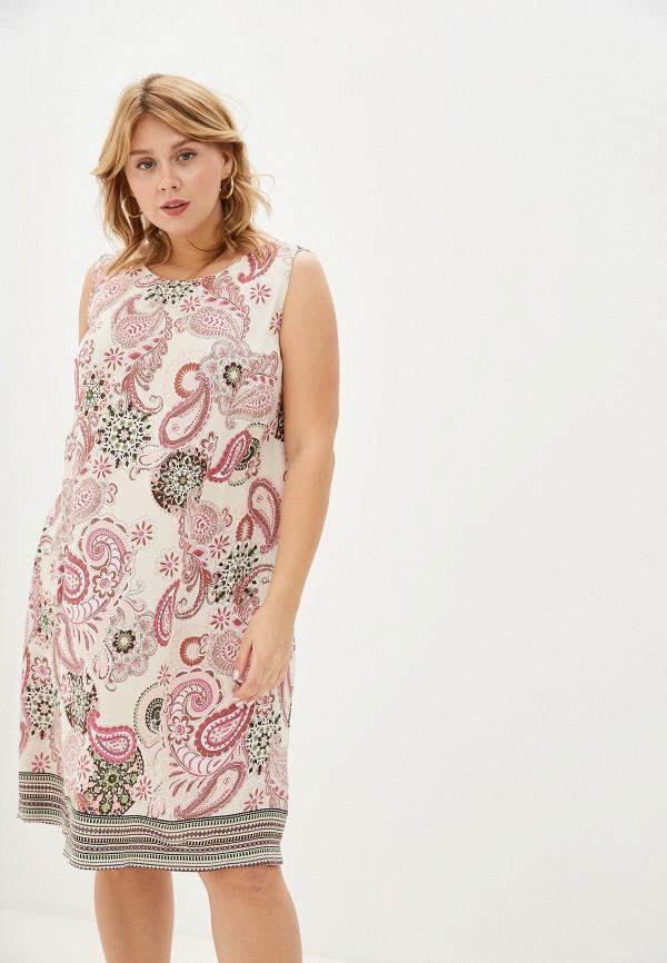 женское повседневные платье evans, розовое