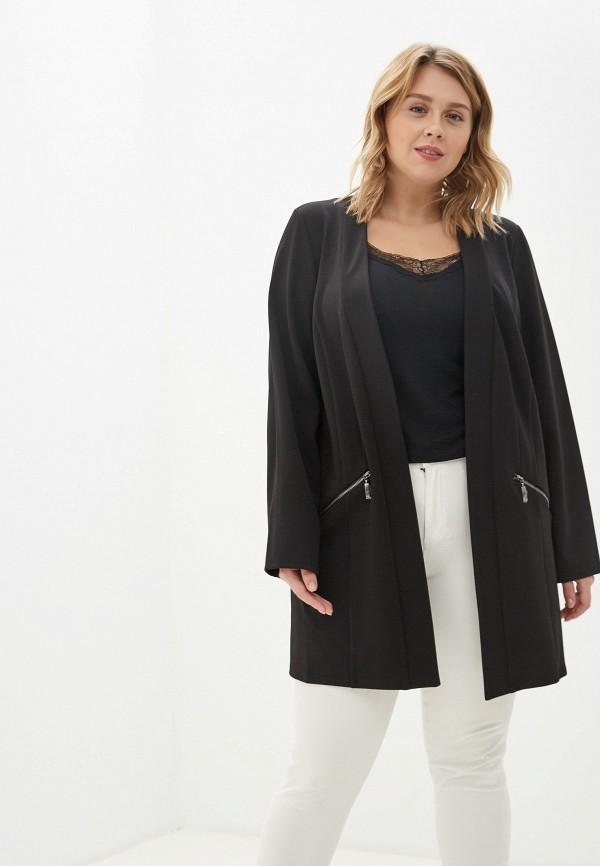 женский пиджак evans, черный