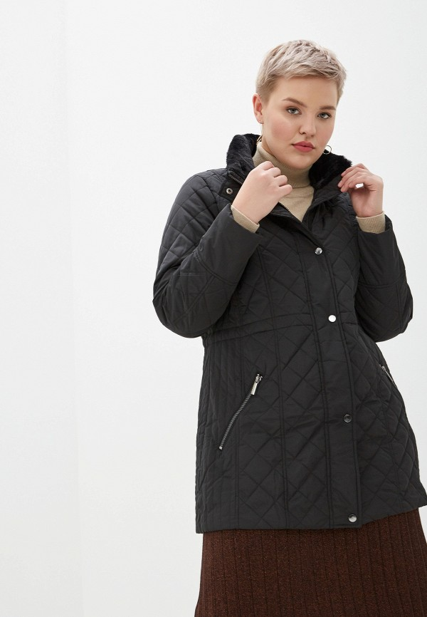 женская куртка evans, черная