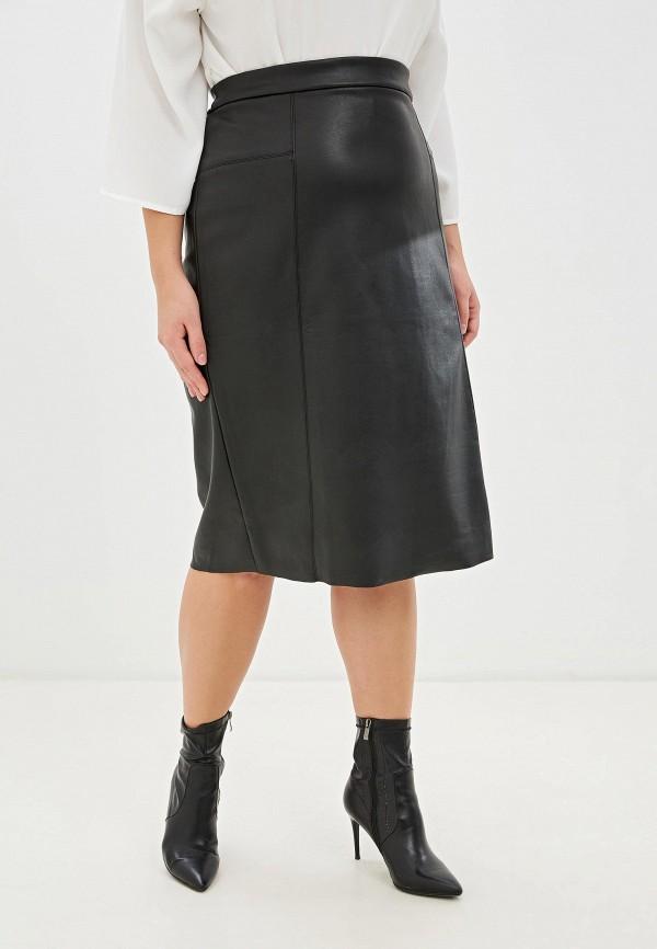 женская юбка evans, черная