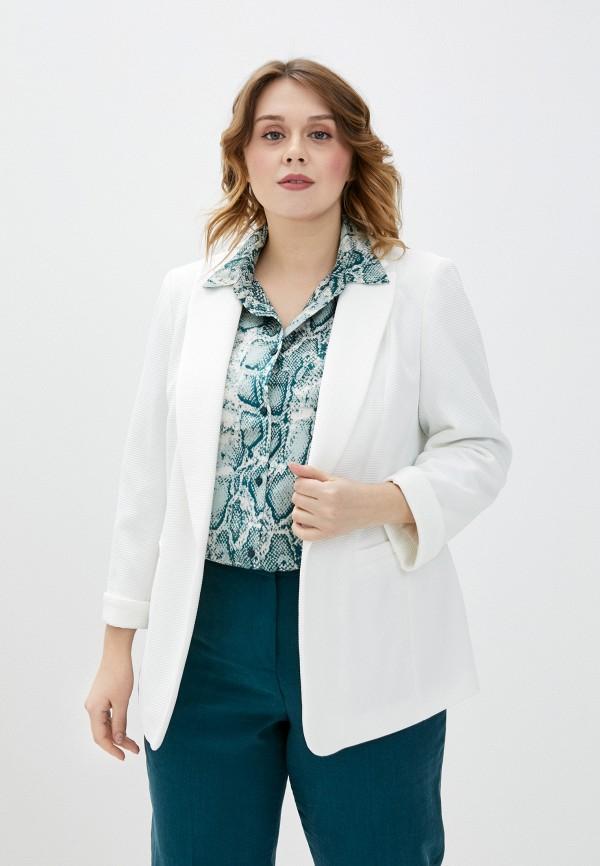 женский пиджак evans, белый