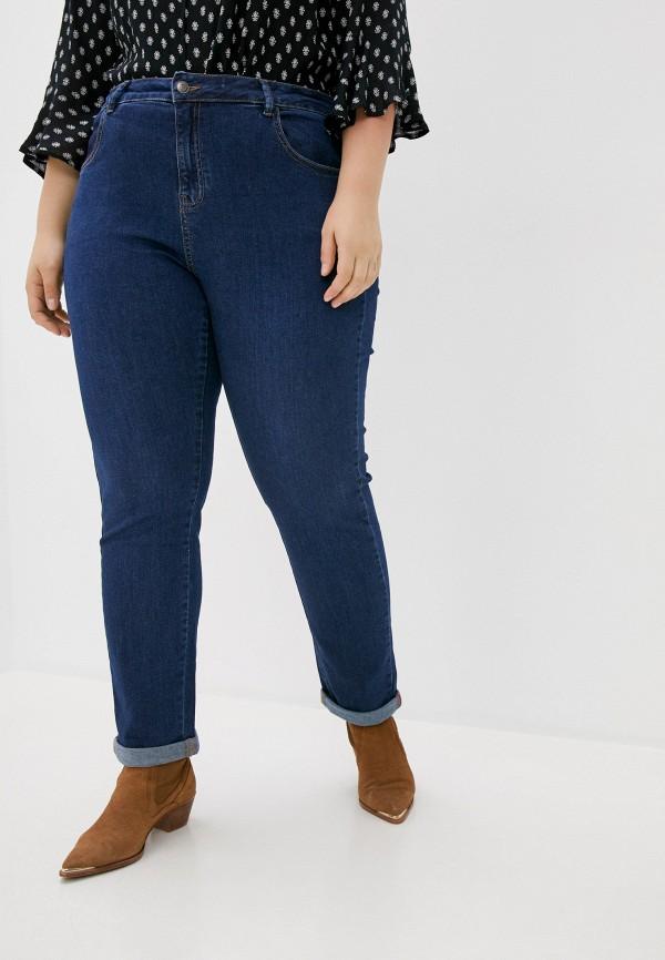 женские джинсы evans, синие