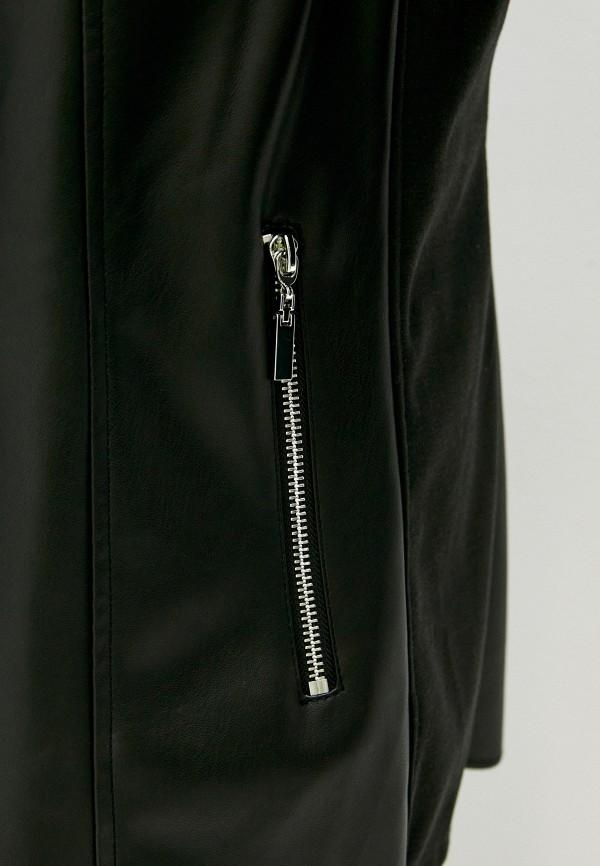 Куртка кожаная Evans Evans 05J22DBLK