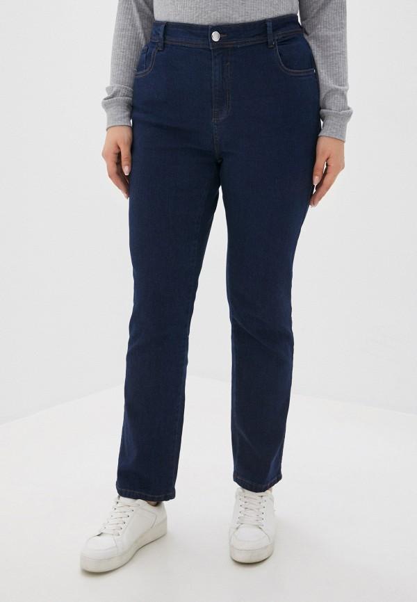 женские джинсы скинни evans, синие