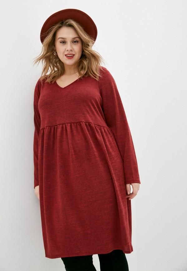 женское повседневные платье evans, красное