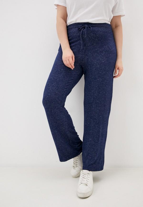 женские спортивные брюки evans, синие