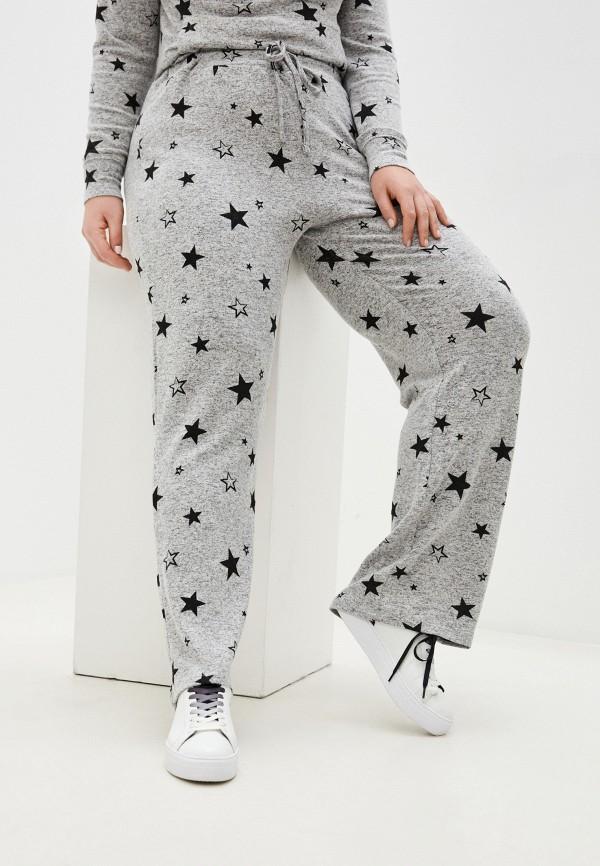 женские спортивные брюки evans, серые
