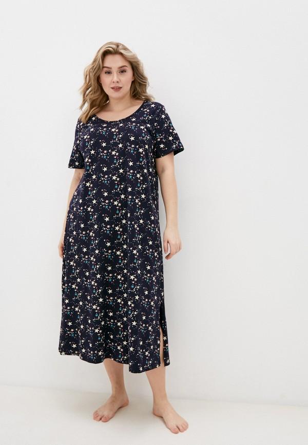 женское платье evans, синее