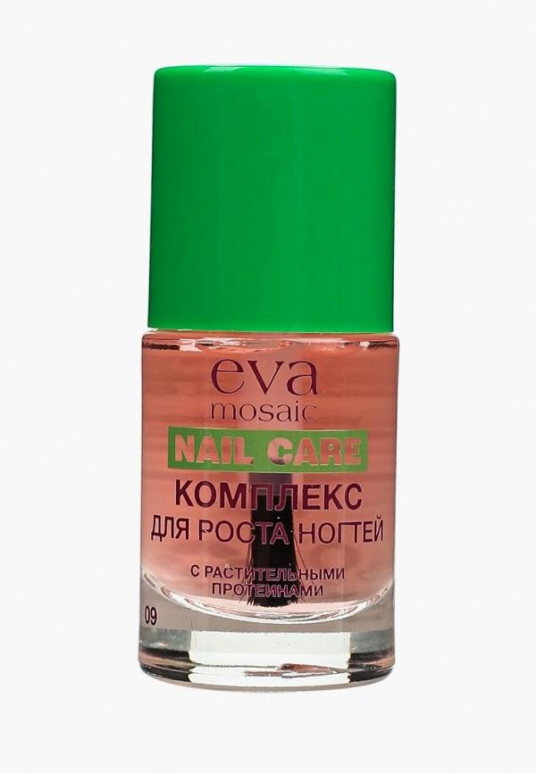 Средство для роста ногтей Eva Mosaic Eva Mosaic EV011LWVIN86 stylish mosaic animals lion pattern square shape flax pillowcase without pillow inner