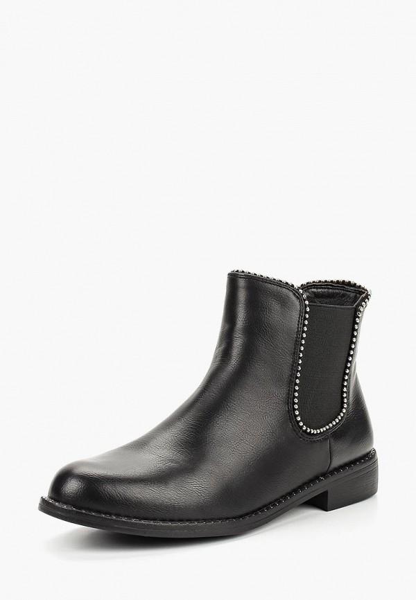 Купить Ботинки Exquily, EX003AWCMMU3, черный, Осень-зима 2018/2019