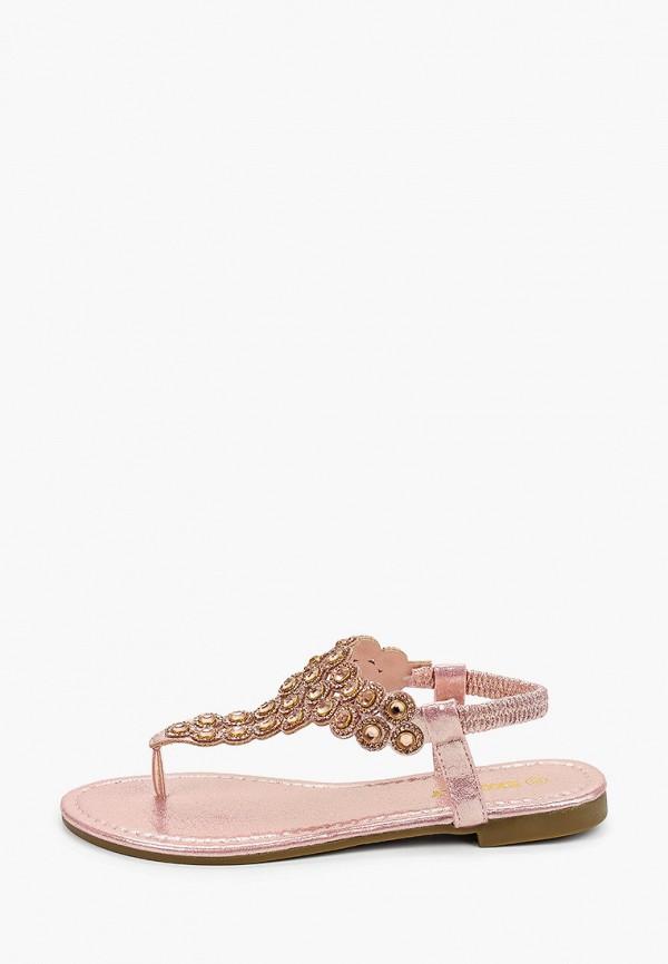 женские сандалии exquily, розовые