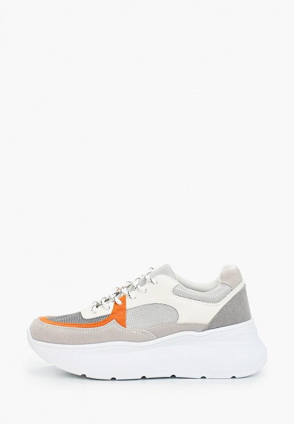 женские кроссовки exquily, белые