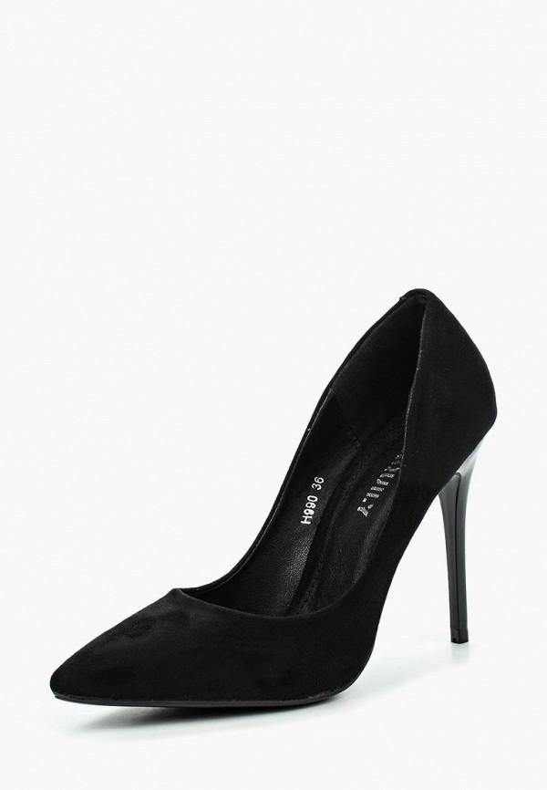 Купить Туфли Exquily, EX003AWLIK77, черный, Осень-зима 2018/2019