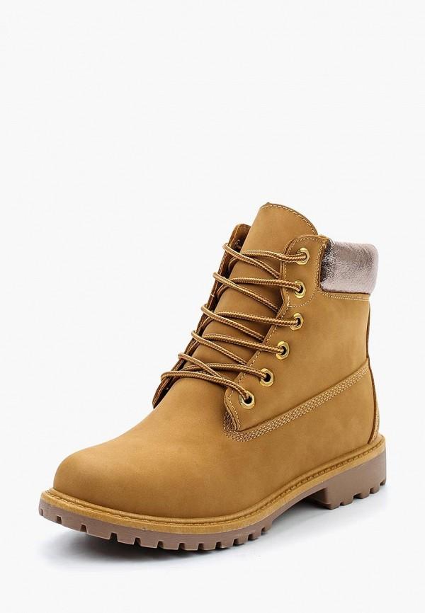 Купить Ботинки Exquily, EX003AWWMC42, коричневый, Осень-зима 2018/2019