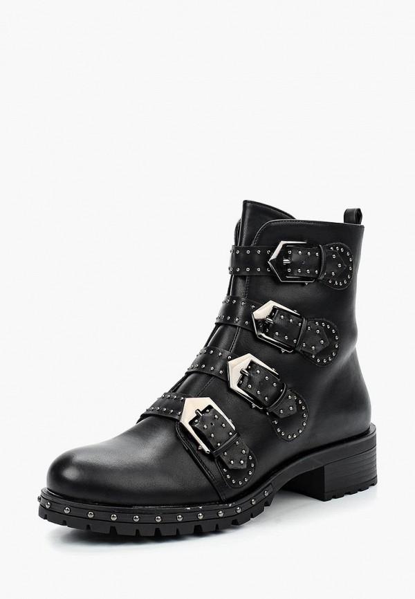 Купить Ботинки Exquily, EX003AWXVU30, черный, Осень-зима 2017/2018