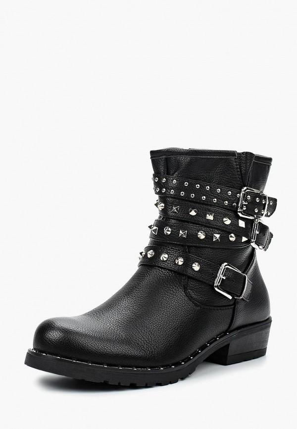 Купить Ботинки Exquily, EX003AWXVU33, черный, Осень-зима 2018/2019