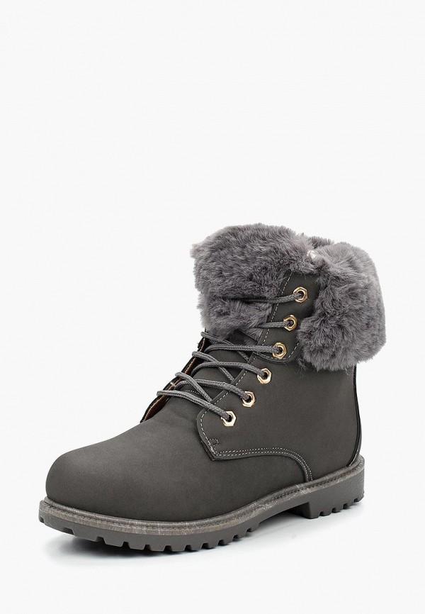Купить Ботинки Exquily, EX003AWXVU53, серый, Осень-зима 2018/2019