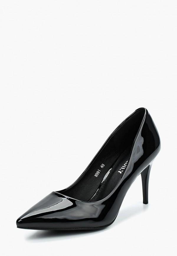 Купить Туфли Exquily, EX003AWZQM01, черный, Осень-зима 2018/2019