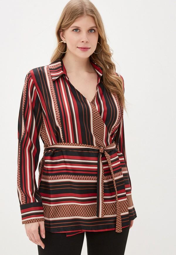 женская блузка exsy, разноцветная