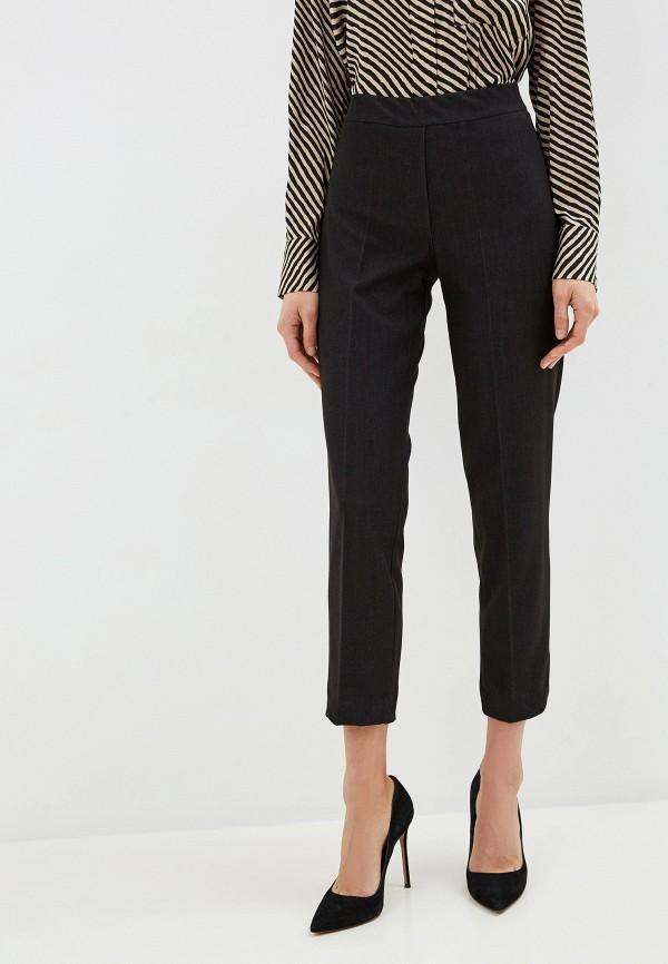женские классические брюки exsy, черные