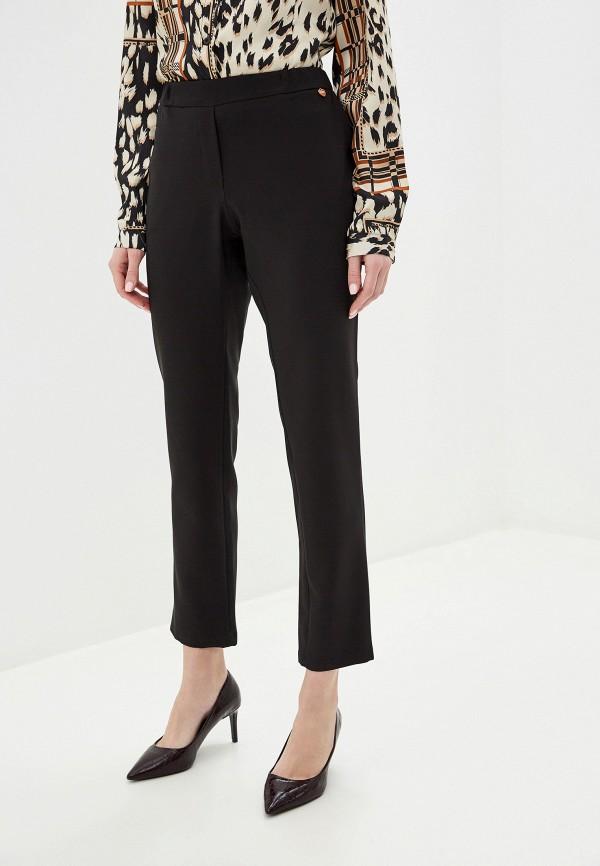 женские прямые брюки exsy, черные