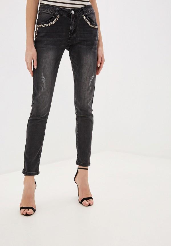 женские джинсы exsy, серые