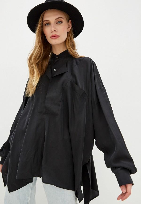 женская блузка faith connexion, черная