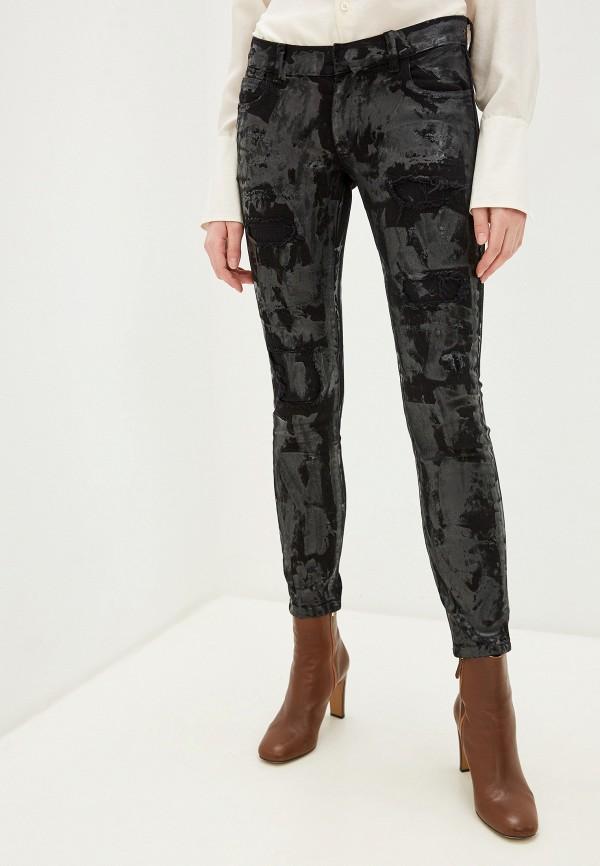 женские джинсы faith connexion, черные