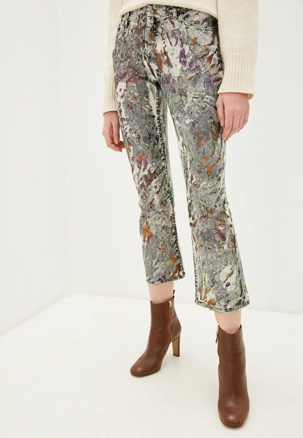 женские джинсы клеш faith connexion, разноцветные
