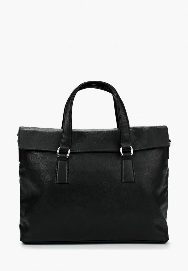 мужская сумка fabretti, черная