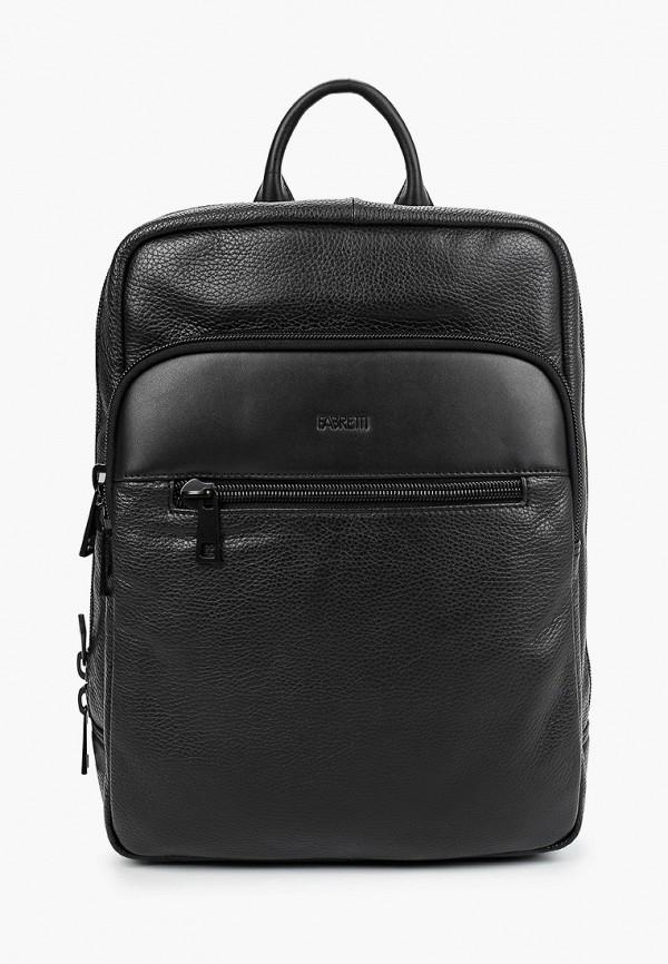 мужской рюкзак fabretti, черный