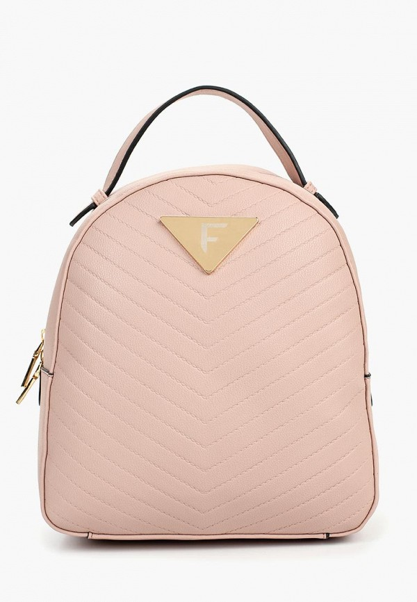 женский рюкзак fabretti, розовый